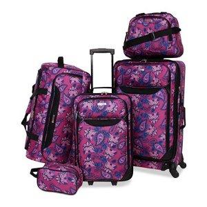 TAG行李箱5件
