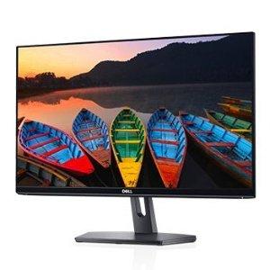 $143.99(原价$259.99) + $50礼卡Dell SE2419H 24''显示器 无比美丽好价