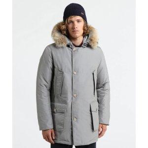 Men's Arctic Parka Detachable Fur (WO1674)