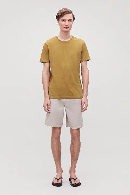 圆领T恤 多色