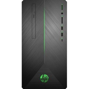 $699.99(原价$1049.99)HP Pavilion Gaming 台式机 (Ryzen 7, RX580, 16GB, 128GB+1TB)