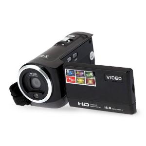 $11.99清仓ODGear 16MP 720P 便携式家用数码DV摄像机