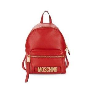 Moschino双肩包