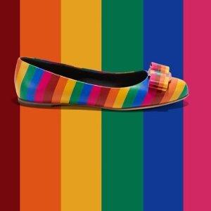 低至4折+额外75折 $165收Varina菲拉格慕美鞋包包年中大促