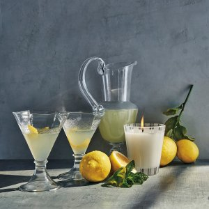 Amalfi Lemon & Mint Votive Candle