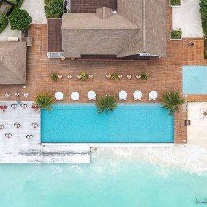 马尔代夫私人岛屿全包型度假村 5晚沙滩别墅 低至3.7折 可全额退款