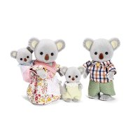 Calico critters Outback 考拉一家人