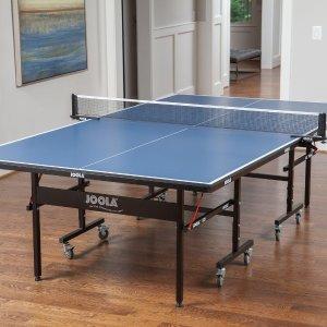 $299.65(原价$369.95)Joola Inside 15 可折叠家庭娱乐乒乓球桌