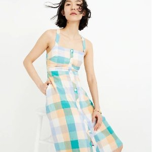 Extra 20% Off + Free ShippingMadewell Dresses & Rompers Sale On Sale