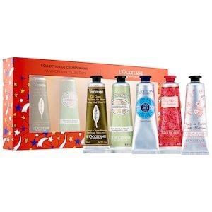 Holiday Hand Cream 5-Piece Set - L'Occitane   Sephora