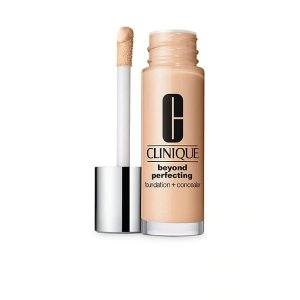 CliniqueBeyond Perfecting Foundation + Concealer