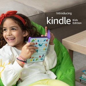 $79.99All-new Kindle Kids Edition - Includes access to thousands of books