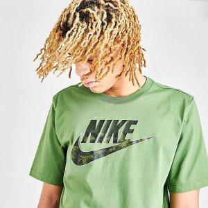 NikeMen's Nike Sportswear Camo T-Shirt