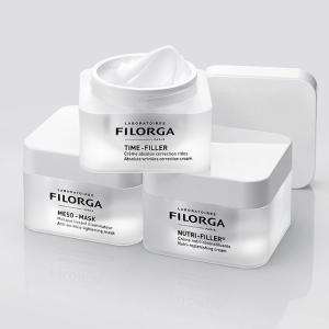 买3免1+额外9折 €8收新手套装Filorga 冻龄好物 史低价十全大补面膜、诺奖NCTF系列