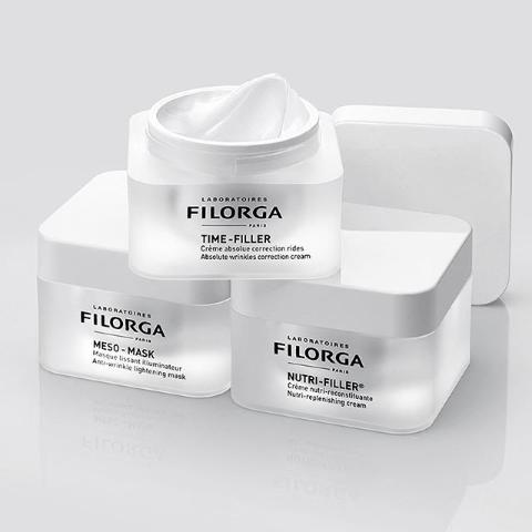买3免1+额外9折 不限购比黑五低:Filorga 超罕见全线变相5.9折 收十全大补面膜、雕刻眼霜