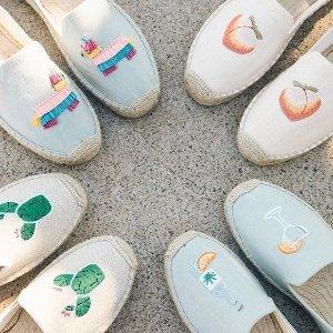 低至2.5折 $34收网红渔夫鞋Balenciaga、Chloe、Proenza Schouler 等大牌美鞋特卖会