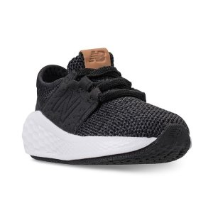 promo code a9bb3 84cfc New BalanceToddler Boys  Fresh Foam Cruz V2 Running Sneakers from Finish  Line