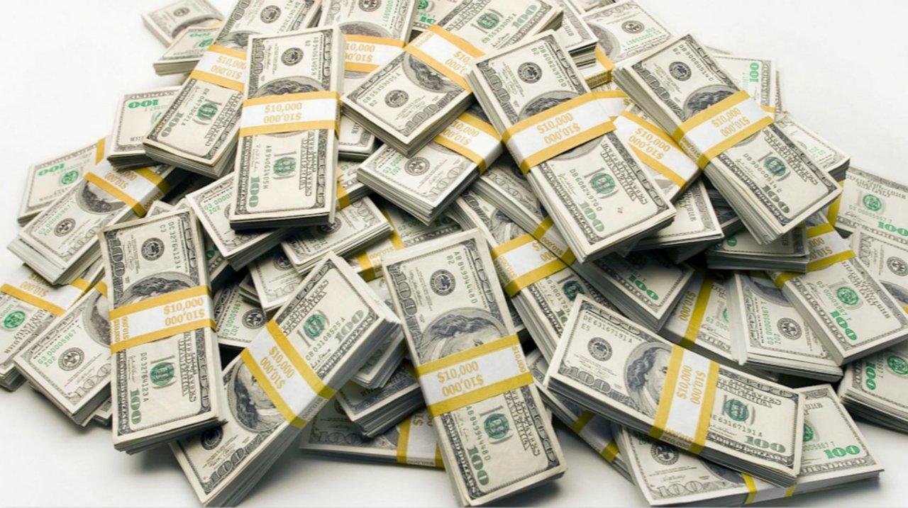 亲,美国政府喊你领走遗忘的钱!