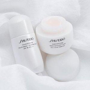 最高赠价值$169好礼Shiseido 超值套装热卖 惊喜价$38起
