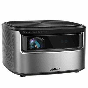 坚果投影仪N7海外版家用高清1080p智能wifi无线无屏电视机3D家庭影院【加拿大仓/美国仓直发】
