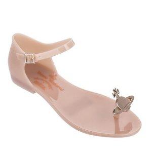 MelissaVivian Westwood + Melissa 合作款凉鞋