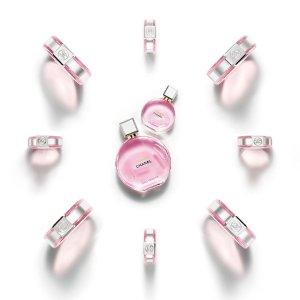限时8折 仅€76收封面款Chanel 香奈儿 粉红柔情邂逅淡香水 50ml 甜美挂少女必入