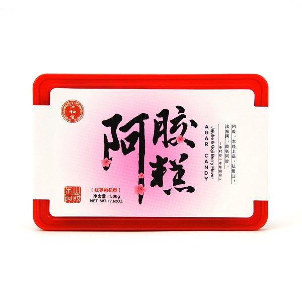 仁和堂阿胶糕(红枣枸杞味) 500g