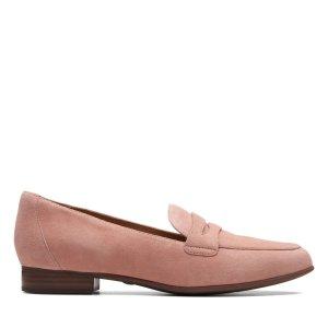 Clarks满$150享7折乐福鞋