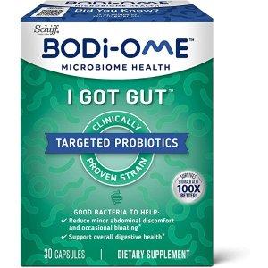 Bodi-ome肠道免疫健康益生菌 30粒