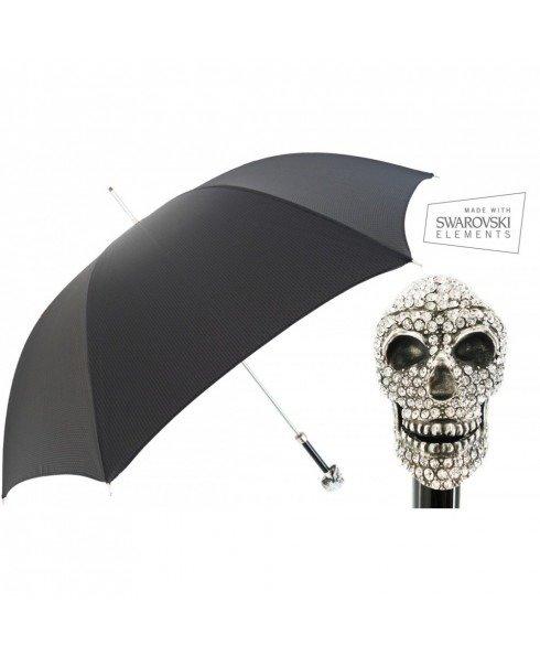 骷髅头雨伞