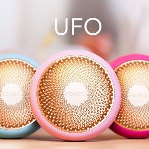 无门槛6.4折 £160收UFO面膜仪(原价£249)比黑五低:Foreo 面膜仪惊现好折扣 出手就在此刻
