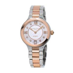 92c75cc4d8f Frederique ConstantClassics Delight Automatic MOP Diamond Ladies Watch  306WHD3ER2B