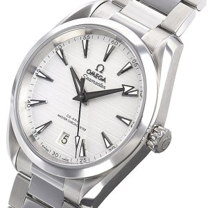 Extra $50 Off OMEGA Seamaster Aqua Terra Automatic Chronometer Watch 220.10.38.20.02.001