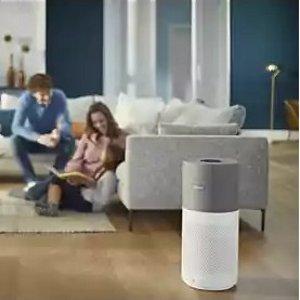 低至4折+额外8.5折Philips 精选除菌空气净化器、吸尘器 特殊时期居家生活要求更高