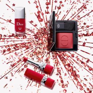 送7件好礼 含Dior 999哑光口红独家:Dior 全场护肤彩妆产品热卖 倒数日历发售