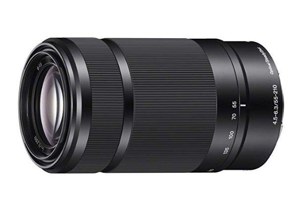 索尼 E 55-210mm F4.5-6.3 E 卡口变焦镜头