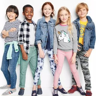 $6 and Up + Spend Fun CashOshKosh BGosh All Pants Doorbuster, Stock Up from Leggings to Jeans