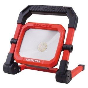 CRAFTSMAN 便携2000流明LED照明灯