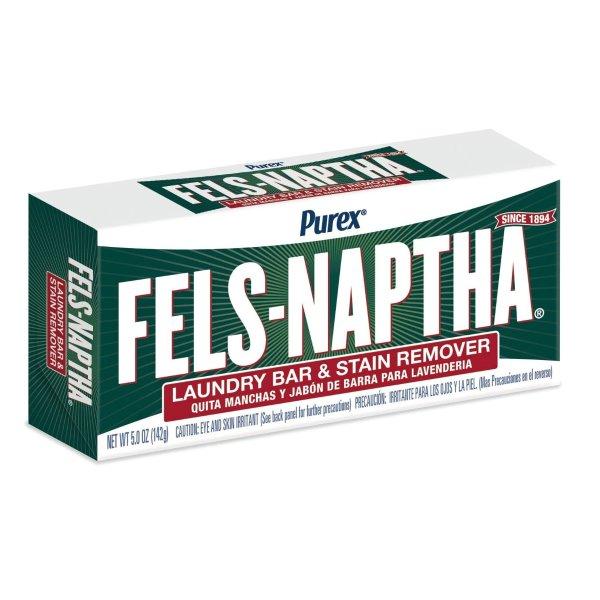Fels Naptha 5.5-oz. 洗衣去污皂