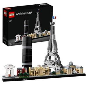 LEGO 建筑系列 21019 巴黎标志建筑物 6.4折特价