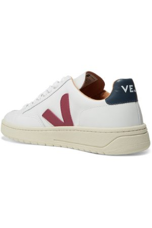 Veja | Bastille leather sneakers | NET-A-PORTER.COM