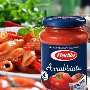 8折起 意面€1.15/1kgBarilla 源于意大利的国民意面酱 堪比餐厅的味道在家轻松做