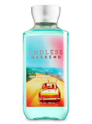 Endless Weekend Shower Gel - Signature Collection | Bath & Body Works