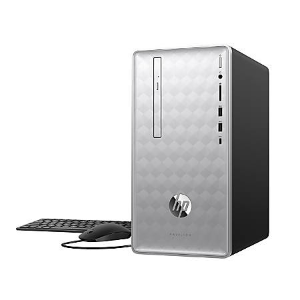$399.99 清仓价HP Pavilion 590-p0036 台式机 (i5-8400T, 8GB, 128GB+1TB)