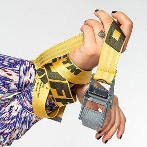 低至2折 Gucci新款仅需$300Ssense 腰带专场 off-white腰带$115 Prada腰带$186