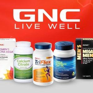 40% Off SitewideGNC Cyber Week Vitamins & Supplements Sale
