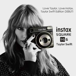 直降60磅,现价£99 (价值£159.99)史低价:Instax 拍立得Taylor Swift 限量联名款 惊喜超值价