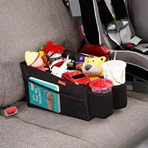 $7.58(原价$14.99)史低价:Diono 小号车用收纳盒 附带两只杯架