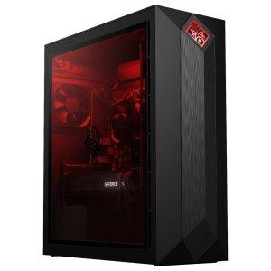 $1499.99 (原价$1999.99)黑五价:HP Omen Obelisk 台式机 (i7-8700, RTX2080, 16GB, 256GB+2TB)