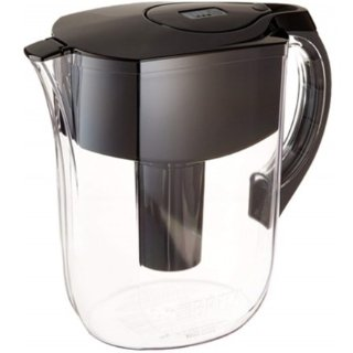 Brita Large 10-Cup Water Filter Pitcher with 1 Standard Filter, BPA Free